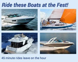 boats Saturday June 24th FREE boat rides ALL Day!