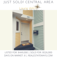 JUST-SOLD-CENTRAL-AREA Recently Sold by Laurie!