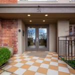 condo-entrance SOLD for $105,000 more than asking! Queen Anne View Condominium!