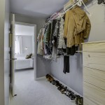 closet LAURIE WAY ANNOUNCES | Queen Anne Condo with Rooftop Deck