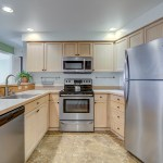 kitchen LAURIE WAY ANNOUNCES | Queen Anne Condo with Rooftop Deck