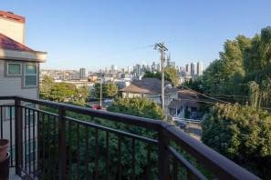 web-balcony-downtown LAURIE WAY ANNOUNCES | QUEEN ANNE VIEW CONDOMINIUM | 566 PROSPECT ST #406