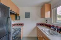7-KITCHEN LAURIE WAY ANNOUNCES | MID CENTURY MODERN CONDO FOR SALE | 330 W OLYMPIC PL #404