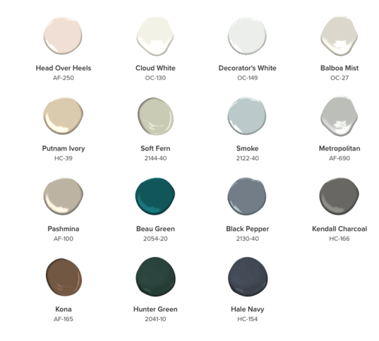 color-trends-2019-palette-1539272178 Planning a 2019 Home Upgrade?