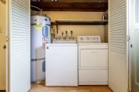 laundry JUST LISTED | INVESTOR ALERT!!! | SHORELINE CONDO |  20103 14th Ave NE