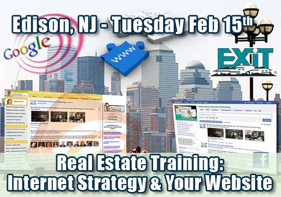 Edison Real Estate Internet Strategy Training