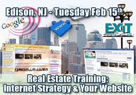 Edison Real Estate Web Strategy Training