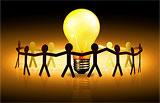 Circling the Light Creates Light - Key Yessaad