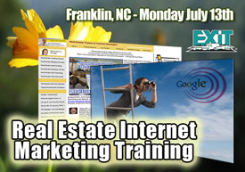 Franklin NC Real Estate Internet Marketing Strategy Training by Key Yessaad