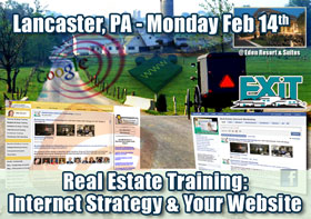 Lancaster Real Estate Web Strategy Training