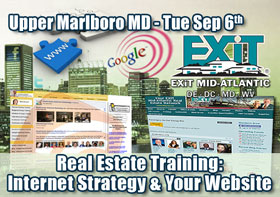 Upper Marlboro Real Estate Web Strategy Training