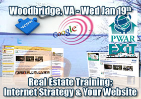 Woodbridge Real Estate Web Strategy Training