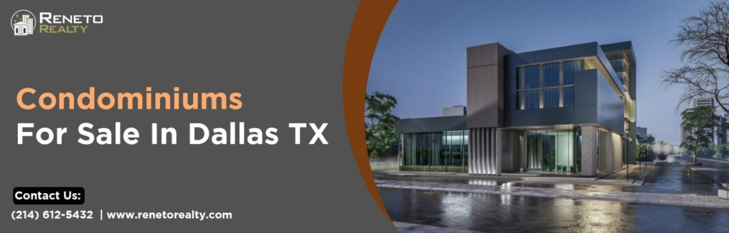 Condos for Sale Dallas TX
