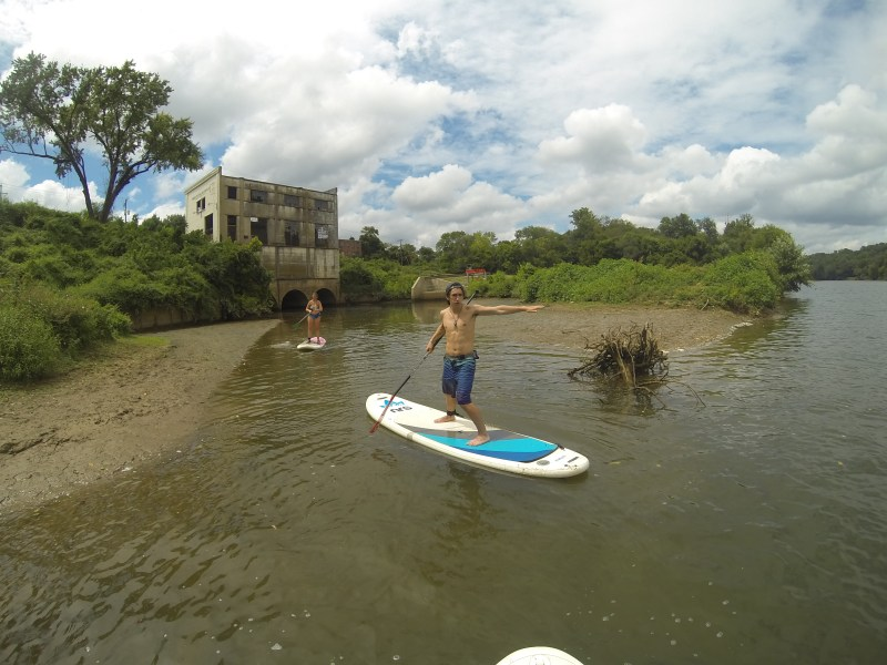 Rappahannock River Paddle Boarding
