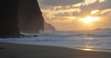 Na Pali Coast Sunset