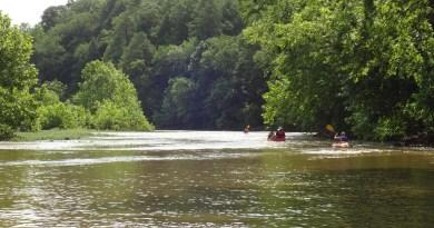 Rappahannock River Canoe