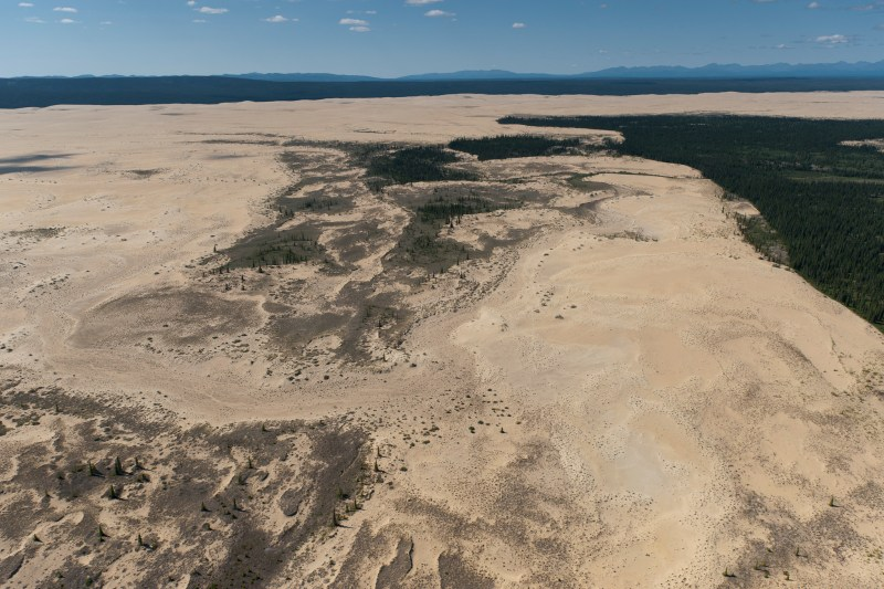 Least Visited, Great Kobuk Sand Dune, Valley