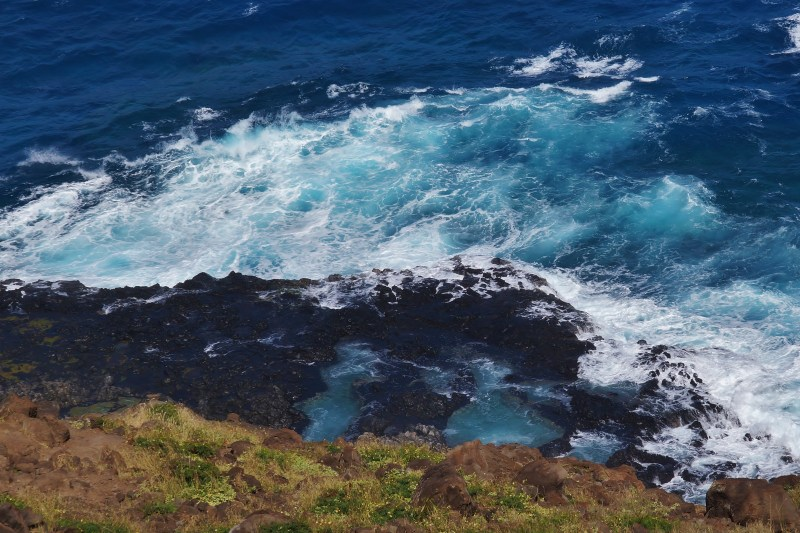 Makapu'u Tidepools, Lighthouse, Oahu, Hiking