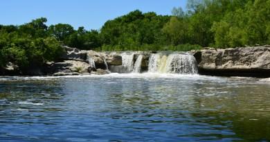 McKinney Falls, State Park, Austin