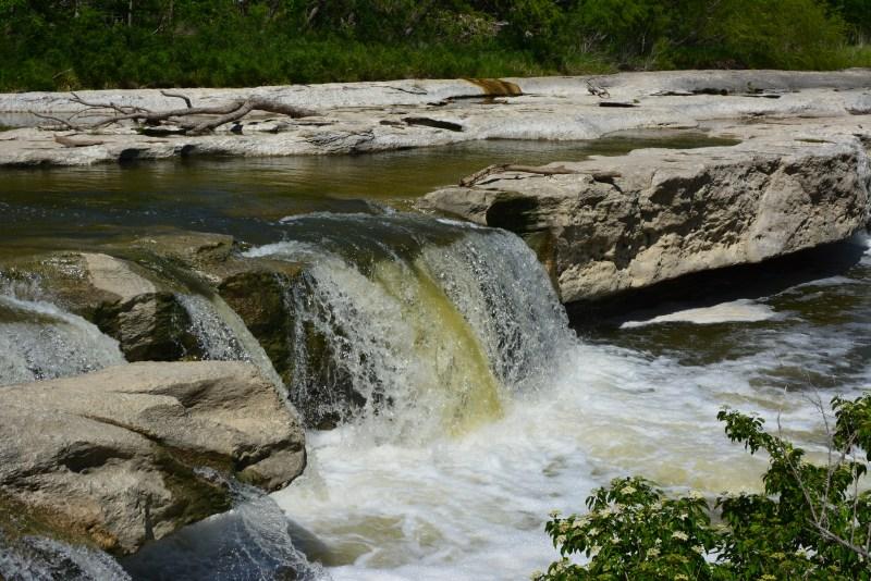 Lower McKinney Falls, State Park, Austin