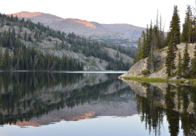 Mirror Lake, Cloud Peak Wilderness