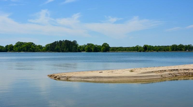 Dameron Marsh Kayak Fishing
