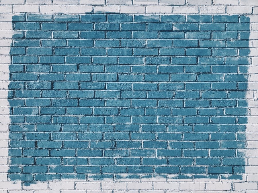 Don't paint the brick