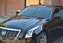 Auto Glass Paradise Valley Cadillac CTS