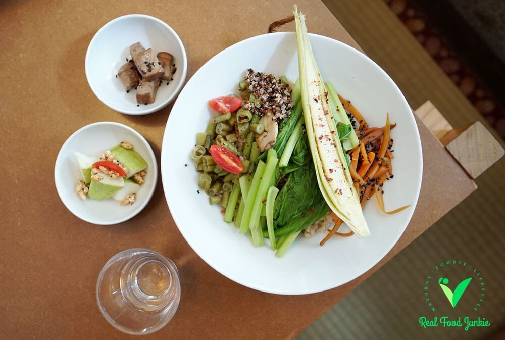 Mottainai Plant-Based Whole Food Cafe- rice
