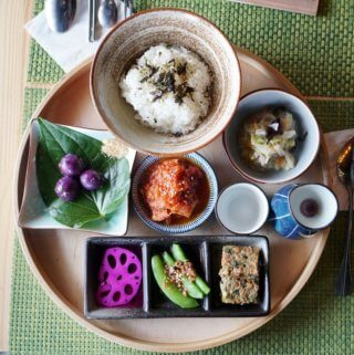 shushinanhai - meal set