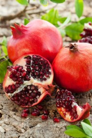 The Amazing Pomegranate