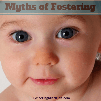 myths of fostering