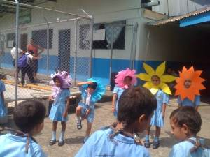 School in Costa Rica