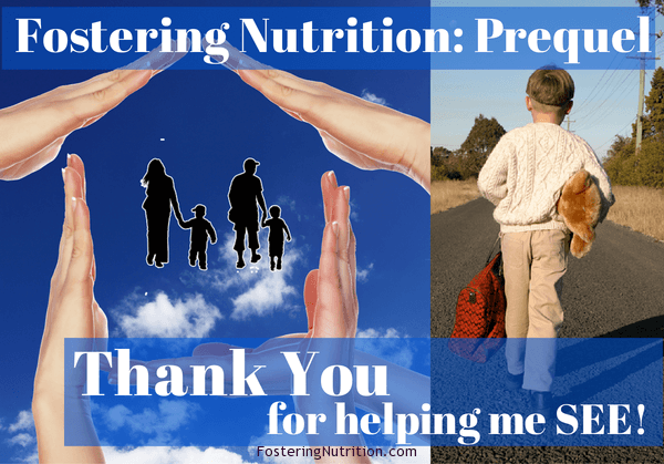 Thank You -Fostering Nutrition Prequel