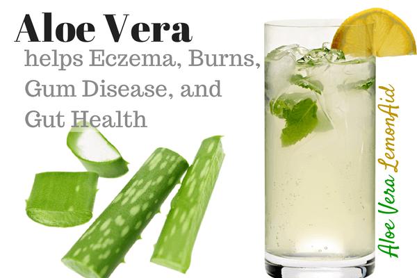 Aloe Vera LemonAid Lemonade