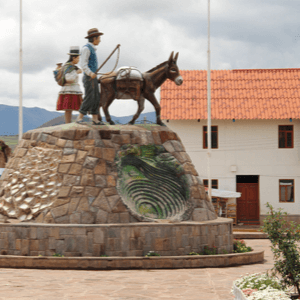 Honoring Farmers in Peru