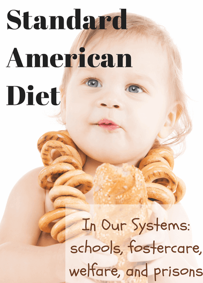 Standard American Diet in a System