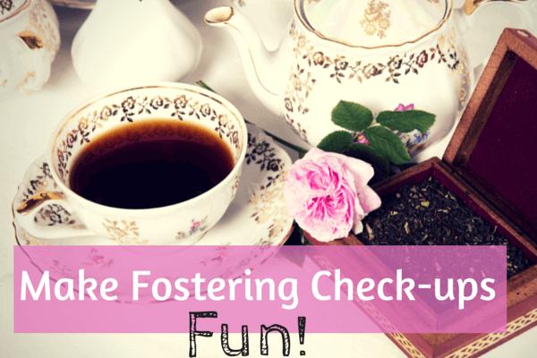 Make Fostering Check-up Fun!