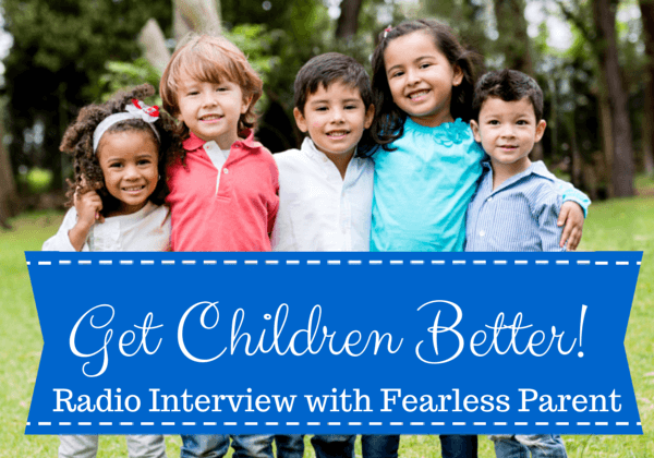 Get Children Better! interview