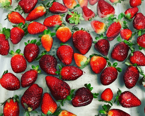 Food, Strawberries at the Home