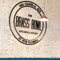Brass Bowl WAP