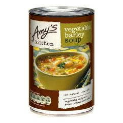 Amy's Kitchen Soup Wall Paper Borders For Kitchens Organic Vegetable And Barley In 400g From Amy S Vegan Wheat Free