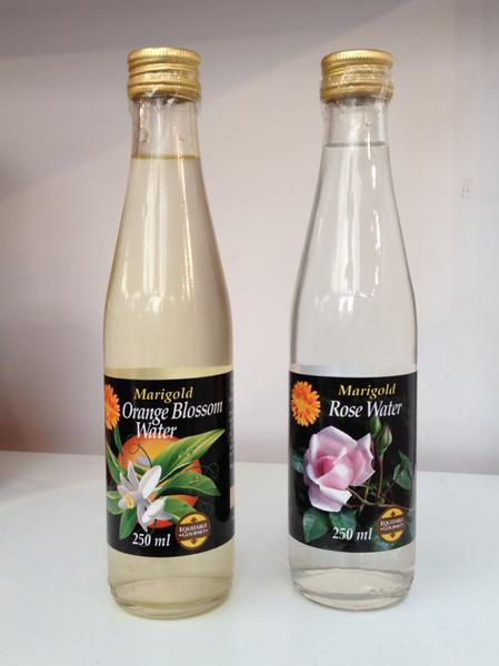 Orange Blossom Water in 250ml from Marigold