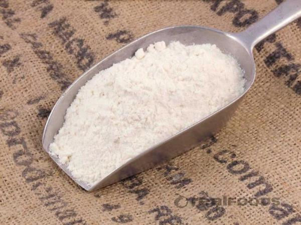 Organic Manioc Starch Tapioca Flour from Real Foods Buy