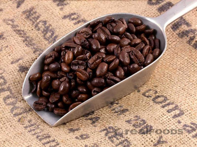 Pure Kenyan Coffee Beans from Real Foods Buy Bulk