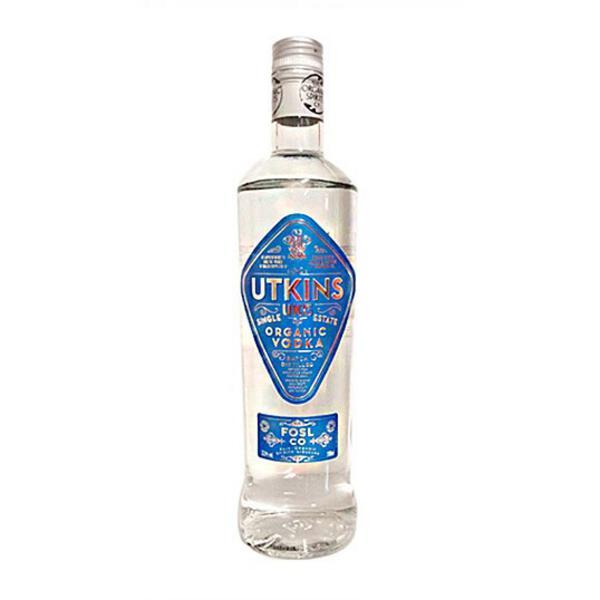 Utkins UK5 Organic Vodka UK Vegan, 700ml