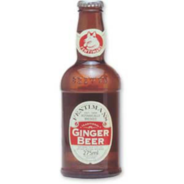 Ginger Beer in 275ml from Fentimans