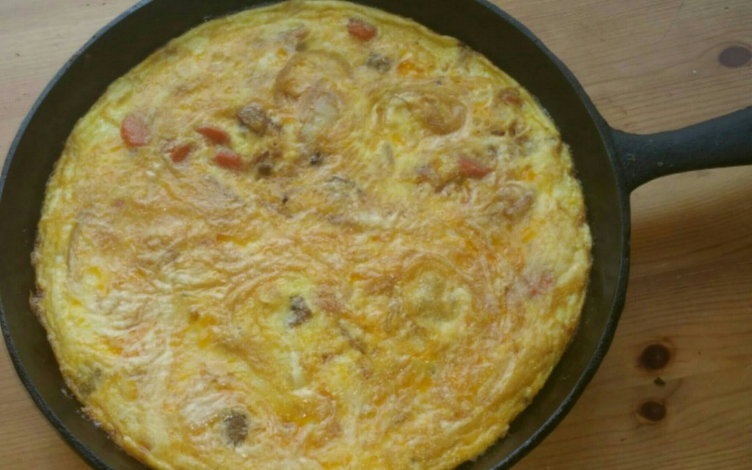Leftovers Frittata