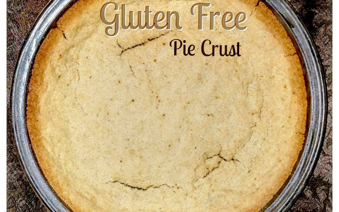 Gluten Free Pie Crust