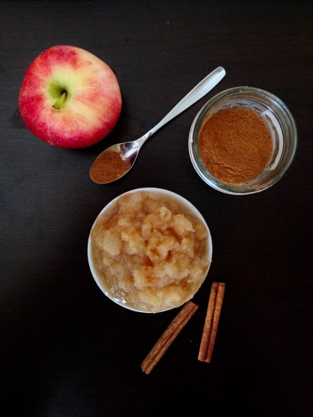 Applesauce & Apple Pie Spice Blend - Real Food with Dana
